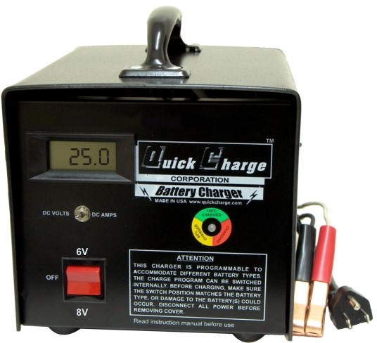 Quick Charge QP6825 charger